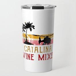 Vintage Catalina wine mixer Travel Mug