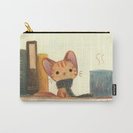 Ginger cat Carry-All Pouch