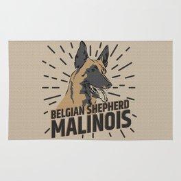 Belgian shepherd - Malinois Rug