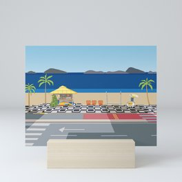 IPANEMA Mini Art Print