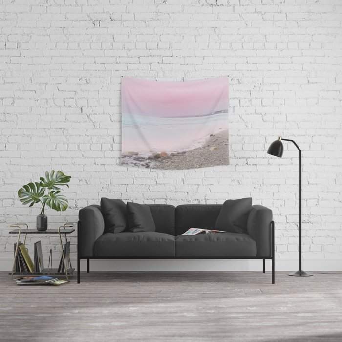 Pastel vibes 65 Wall Tapestry