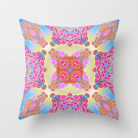 Mix&Match  Spring Love 01 Throw Pillow