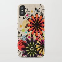blossom iPhone & iPod Cases featuring Blossom by Kakel