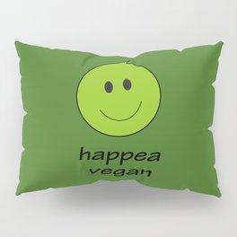 happy vegan Pillow Sham