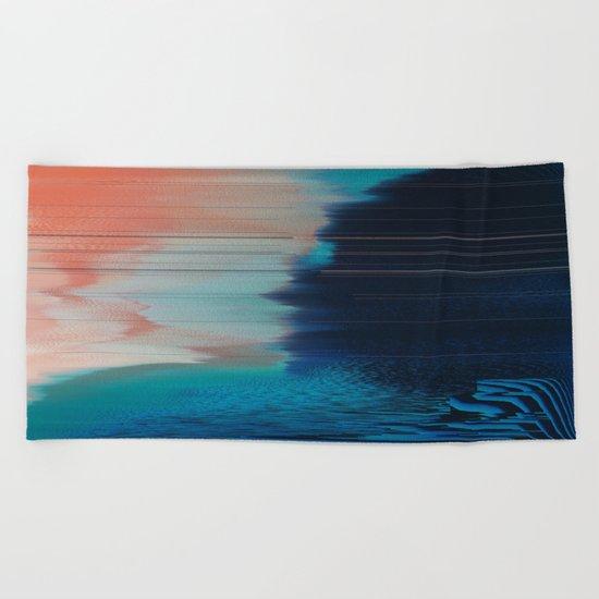 Adrift Beach Towel