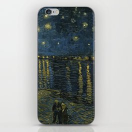 Vincent van Gogh - Starry Night, 1888 iPhone Skin