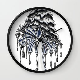 The InkCap Wall Clock
