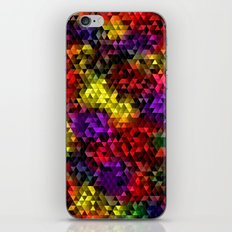 Color Galore iPhone & iPod Skin