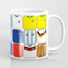 World In Motion II Coffee Mug