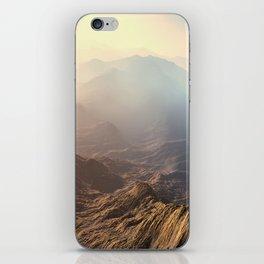 Haze Valley 01 iPhone Skin