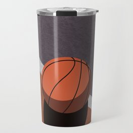 Basketball No. 1 Travel Mug