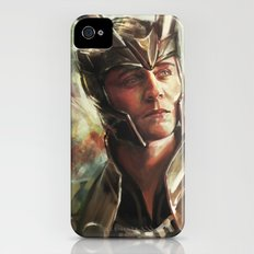The Prince of Asgard Slim Case iPhone (4, 4s)