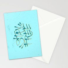 Stay Free Stationery Cards