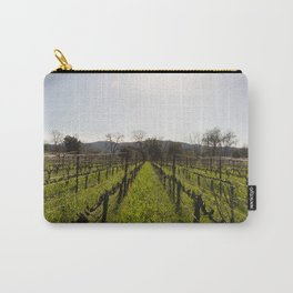 Moody Vines Carry-All Pouch