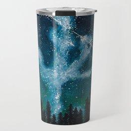 Acrylic Night Sky Travel Mug