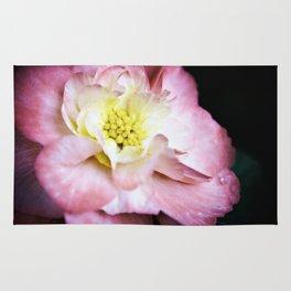Beth March - Pink Begonia Rug
