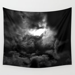 Eye of the Storm Wall Tapestry