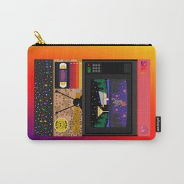 Be kind, rewind. Carry-All Pouch