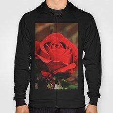 Red Rose Hoody