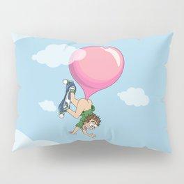 Don't Swallow Your Bubble Gum Pillow Sham