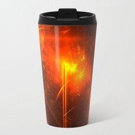 Hot metal Travel Mug