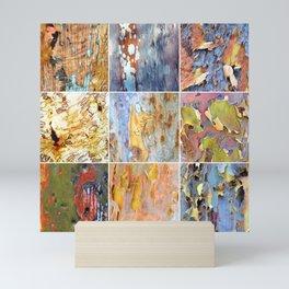 Rainbow Bark Mini Art Print