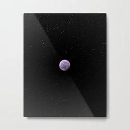 Beautiful Full Moon Metal Print
