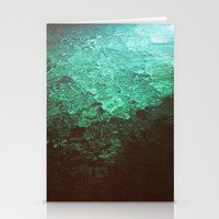 pool Stationery Cards featuring Pool by Dulcinee