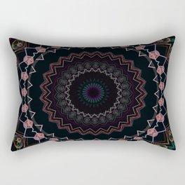 Some Other Mandala 209 Rectangular Pillow