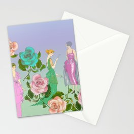 Poetic Garden Stationery Cards