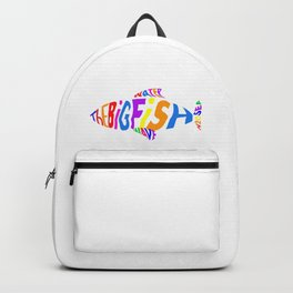 The Big Fish In The Sea Backpack