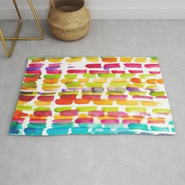 5    | 191128 | Abstract Watercolor Pattern Painting Rug