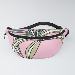 Spider Plant Fanny Pack