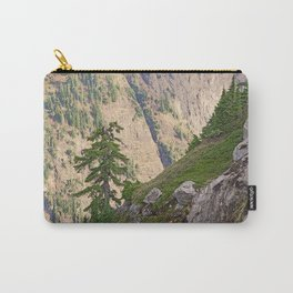 SHUKSAN ARM IN MORNING LIGHT FROM KULSHAN RIDGE Carry-All Pouch