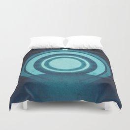Uranus - Uranian Aurora  Duvet Cover