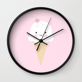 So Sweet Wall Clock