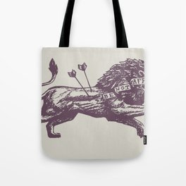 Be Not Afraid Tote Bag