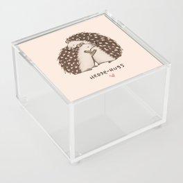 Hedge-hugs Acrylic Box