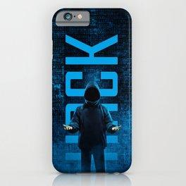 HACK iPhone Case