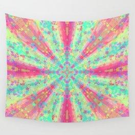 Wonder Wheel Wall Tapestry