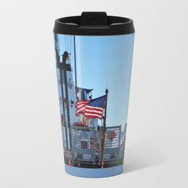The Diligence At Homeport Travel Mug