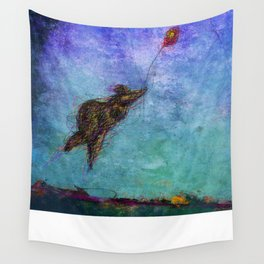 Defying Gravity Wall Tapestry