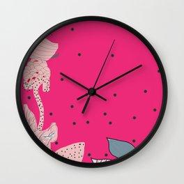 reve Wall Clock