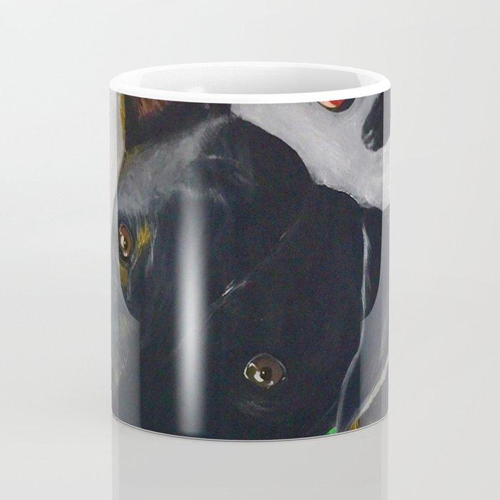 Under The Table Coffee Mug