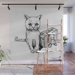 Lost Wall Mural