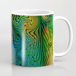 Variegraph 127 (Turbulation 2) Coffee Mug