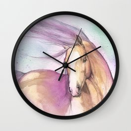 candy pony Wall Clock