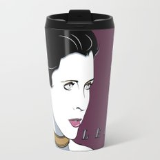 80s Princess Leia Slave Girl Travel Mug