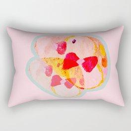 Twin Ducks Rectangular Pillow