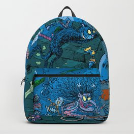 Witches in the basement Backpack